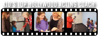 Kid's Top Hollywood Acting Coach